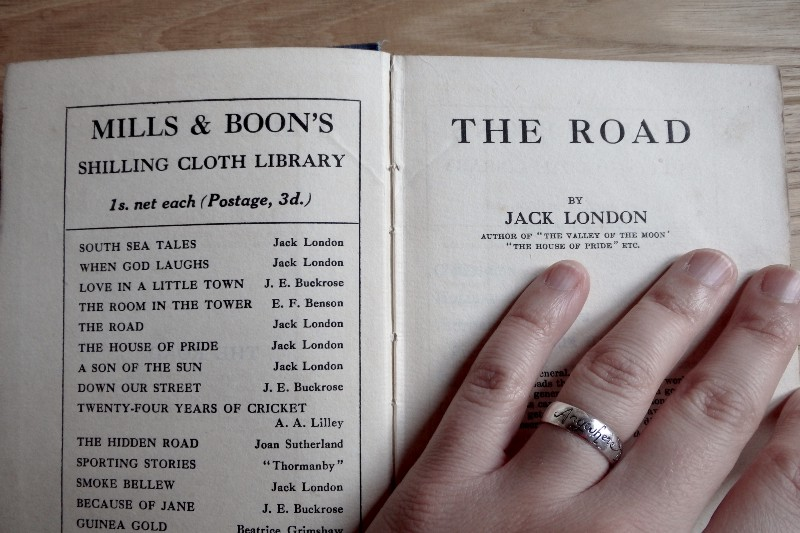 Jack London's The Road